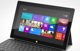 Microsoft Surface Tablet display screen apple ipad killer