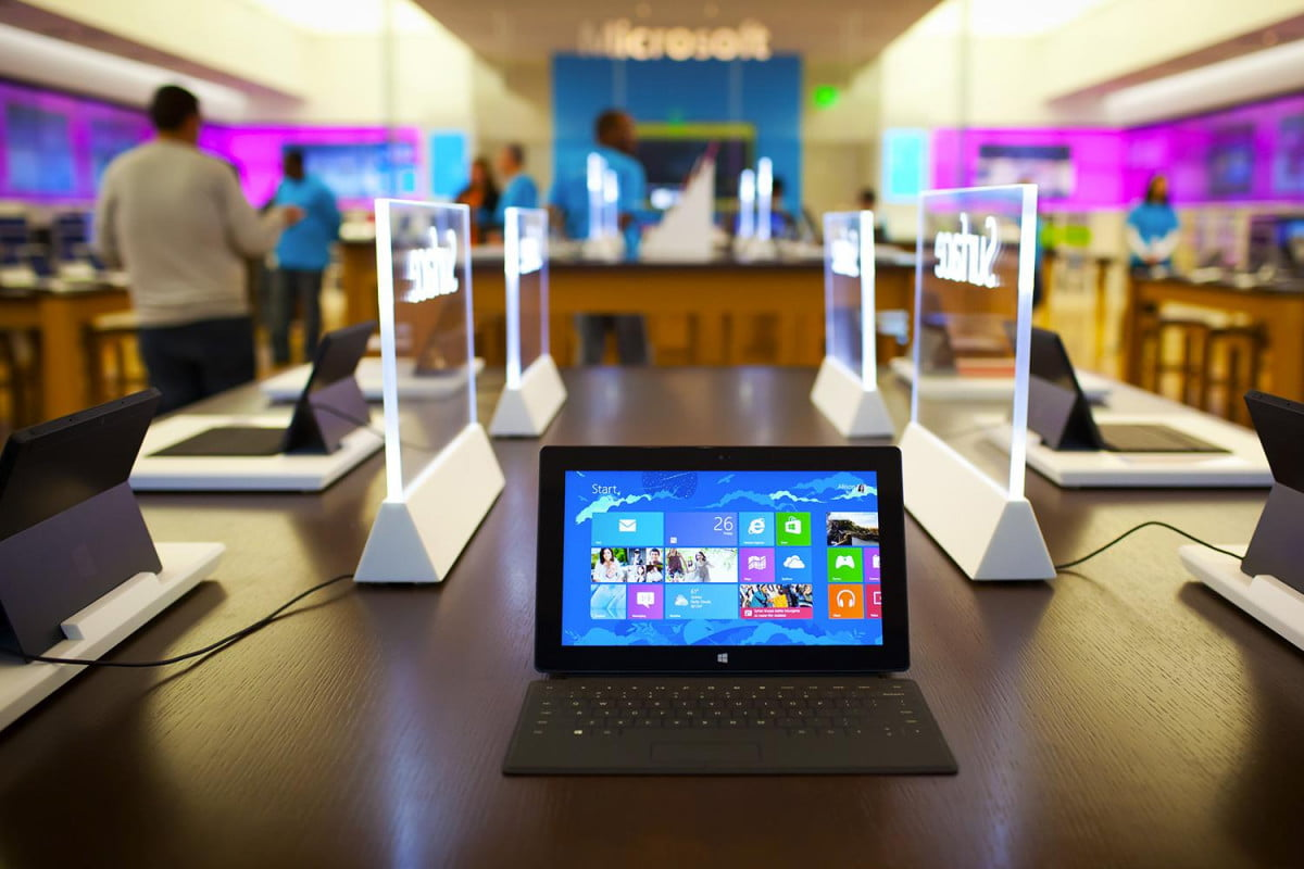how can microsoft save surface windows store problems fix