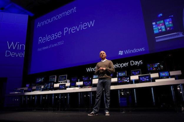 Microsoft Windows 8 Release Preview