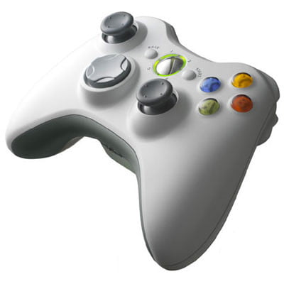 microsoft wireless xbox 360 game controller for windows