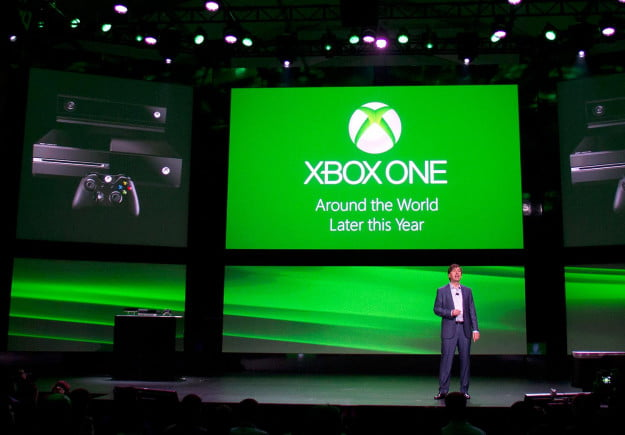 microsoft xbox one announcement
