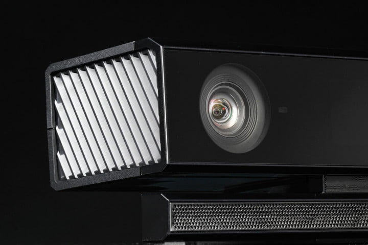 microsoft xbox one review kinect sensor