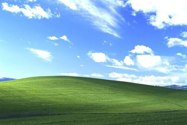 windows xp gone lives blissful image microsoft bliss desktop