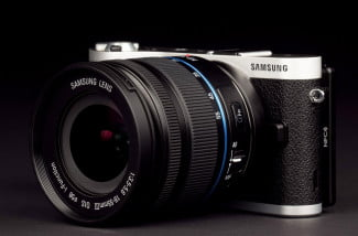Mid year report card Samsung NX300