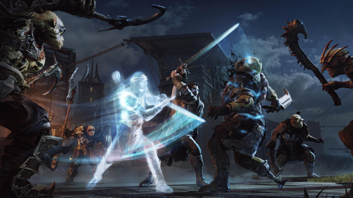 middle earth shadow mordor season pass gets missions runes skins middleearthshadowofmordor talionwraithcombat screenshot