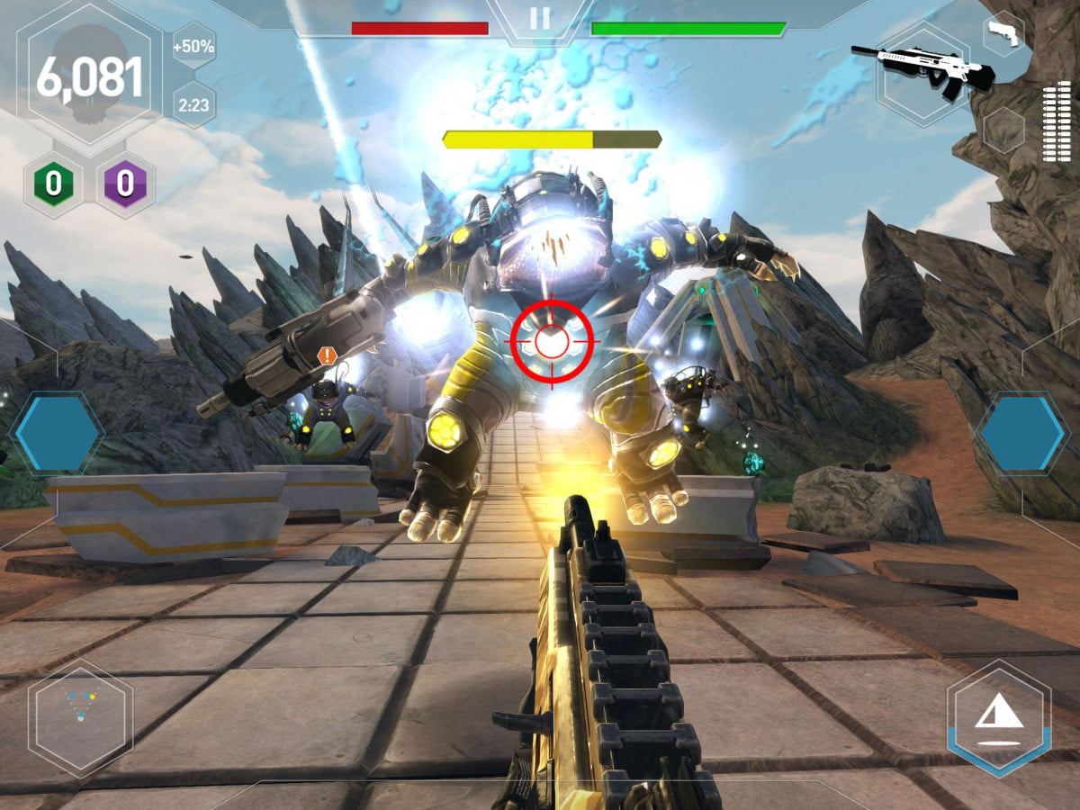halo creators go indie free mobile shooter midnight star