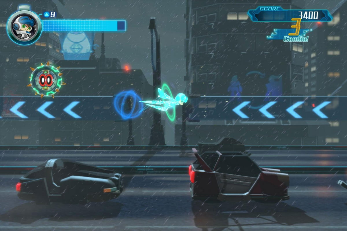 mighty no  september release