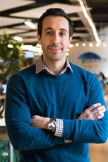 Tote co-founder Mike Bidgoli will join Pinterest as product manager