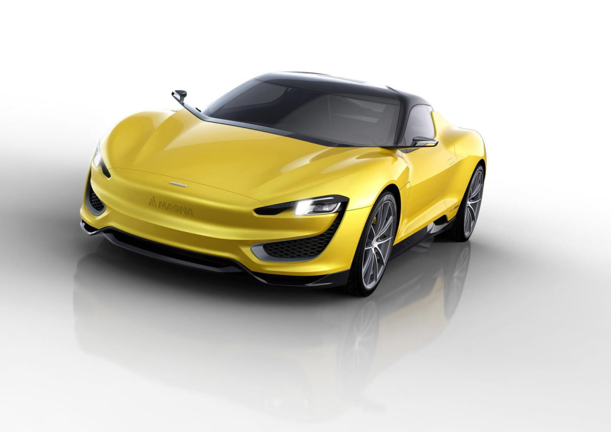 magna steyr mila plus hybrid official pictures and specs