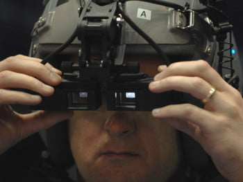 Military Augmented reality