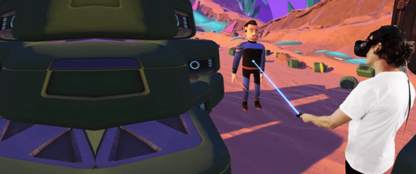Why let Pixar have all the fun? Mindshow lets anybody make 3D movies in VR