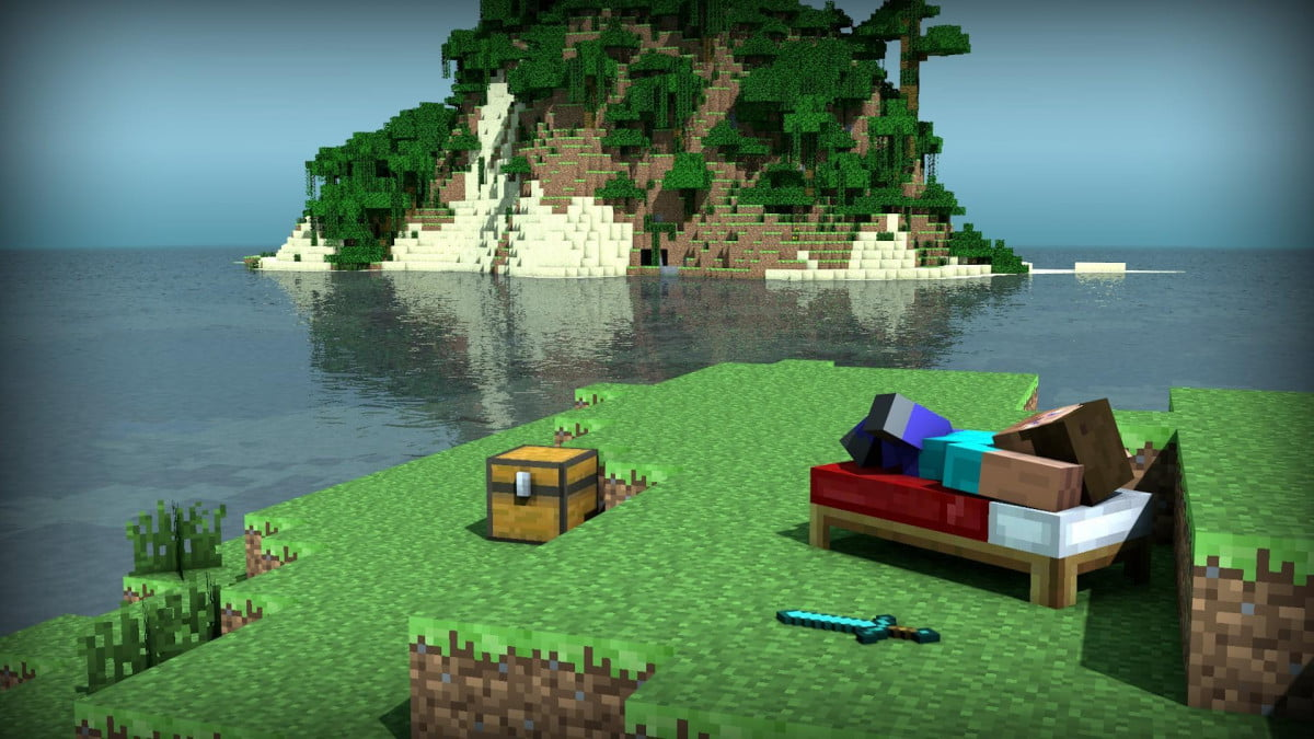 telltale mojang team episodic minecraft adventure ( )