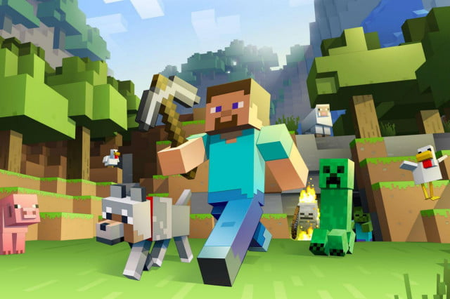 microsoft plans to use minecraft test our future robotic overlords