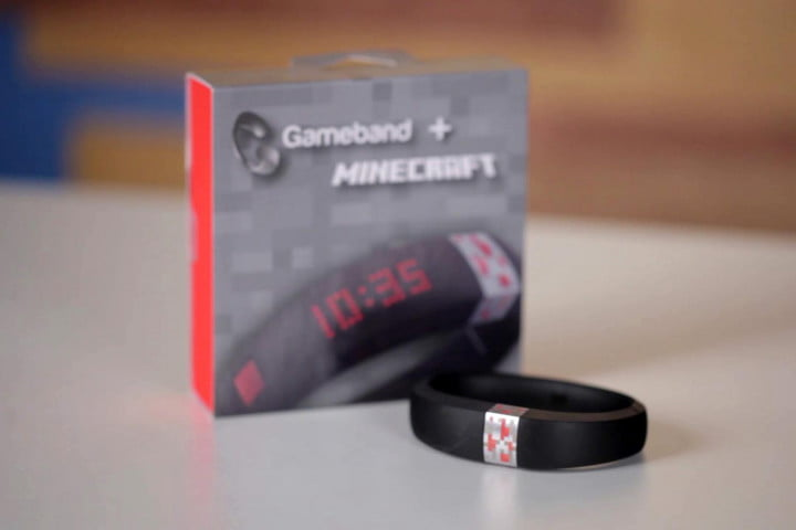 minecraft gameband review