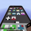 Check out this working iPhone that someone built inside of Minecraft