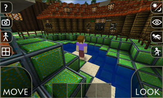 Minecraft screenshot survivalcraft