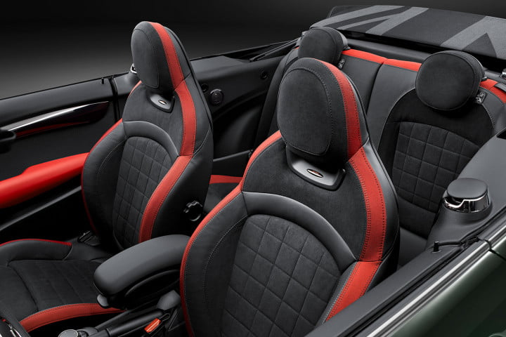 technology is shaping the mini buyer new york auto show interview john cooper works convertible
