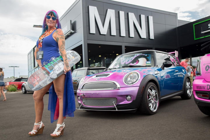 mini takes states Digital Trends got cooper hardtop the