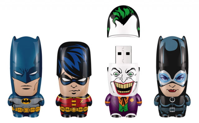 Mimobot Batman Flash Drives