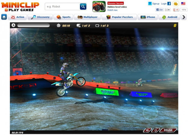MiniClip Screenshot