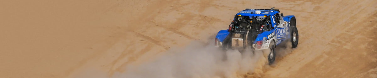 With trick trophy trucks, the Mint 400 Race makes Mad Max look middle-of-the-road