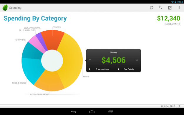 Mint_Android_tablet_app_screenshot