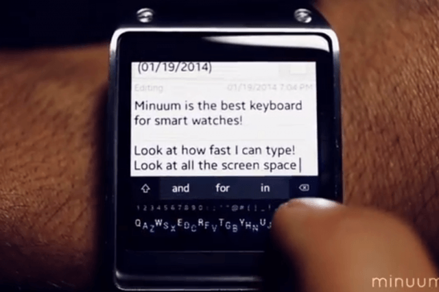 minuum spotted galaxy gear galaxygear