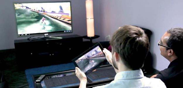 miracast gaming