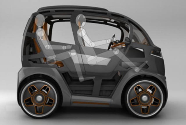 mirrow provocator concept vehicle