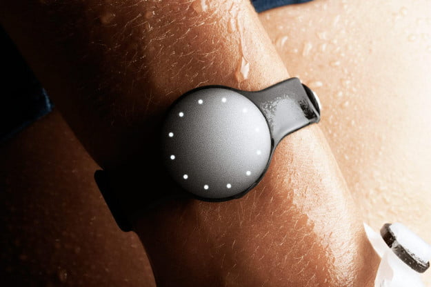 Misfit Shine Fitness Tracker swim_sportband
