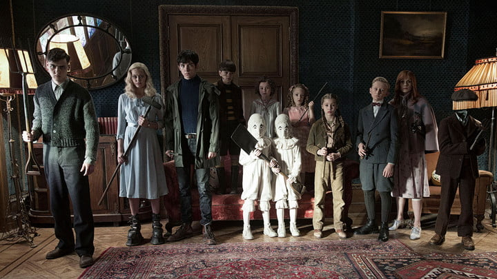 miss peregrines home for peculiar children movie review