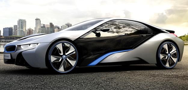 mission impossible bmw i8 movie car