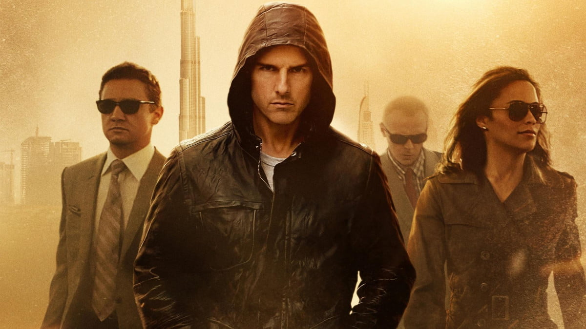 mission impossible  adds call duty modern warfare writer ghost protocol