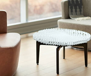 A new 3D-printing technique from MIT can print custom furniture in minutes