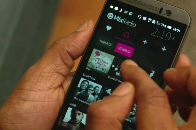 line shutting down mixradio music streaming service closeup
