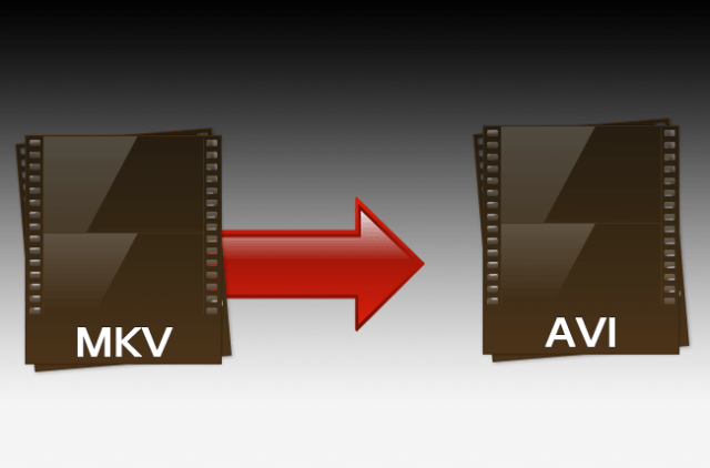 how to convert mkv avi header image