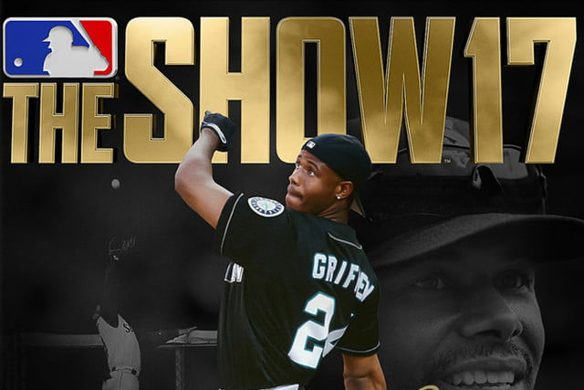 ken griffey jr will be the cover athlete for mlb show