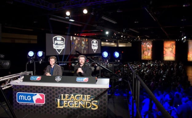 MLG Announcers