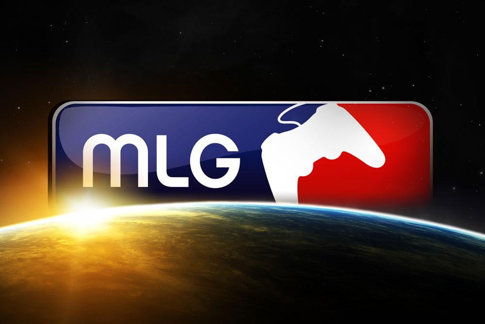 major league gaming creates online tv channel mlg logo