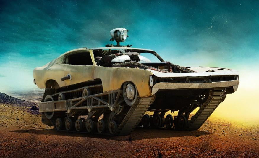 Mad Max: Fury Road Peacemaker