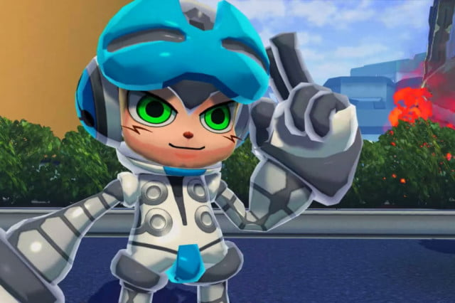 mighty no  delayed for a third time mn delay header