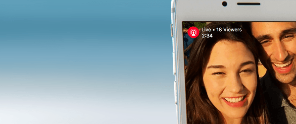 Lights, smartphone, action! How to masterFacebook Livestreaming