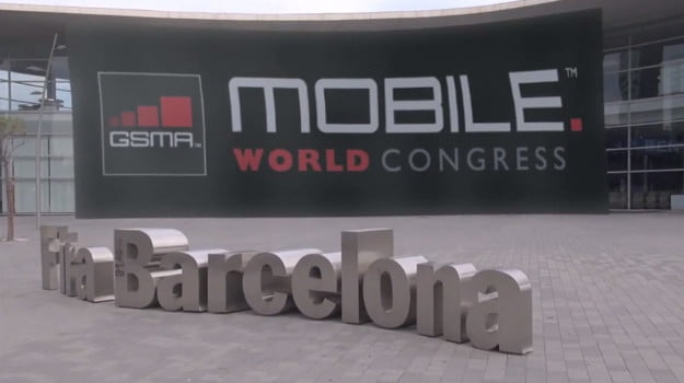 Mobile World Congress 2013 Banner