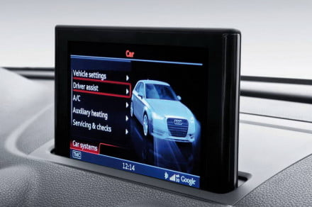 Audi announces NVIDIA Tegra-powered infotainment system at CES