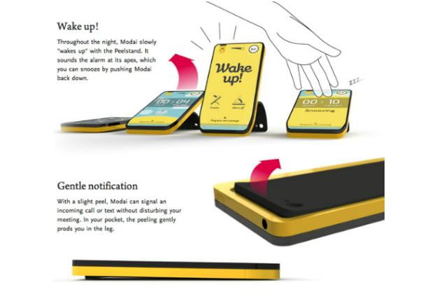awesome future phone concepts modai
