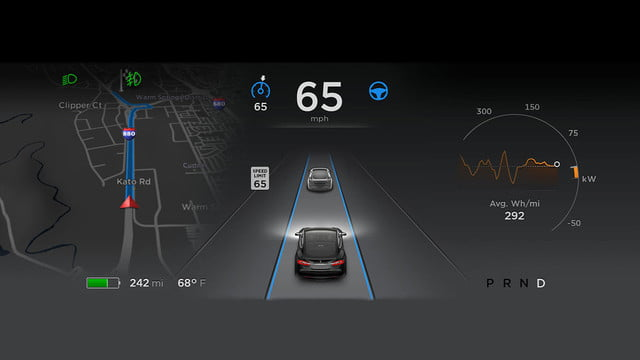 musk teslas autopilot is  percent better at avoiding accidents than you are model s