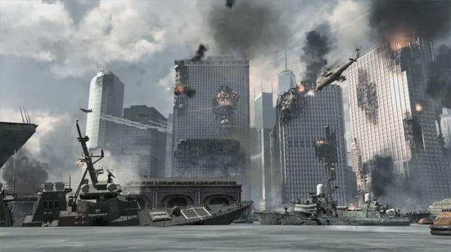 Modern Warfare 3 City
