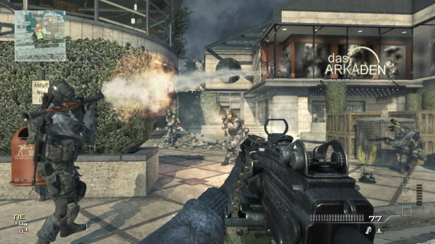 Call of Duty: Modern Warfare 3 giveaway
