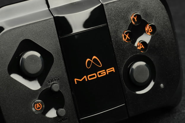 MOGA Mobile Gaming Controller Android review buttons bluetooth accessory