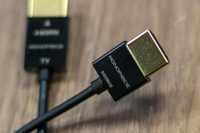 hdmi premium high speed certification monoprice active cable
